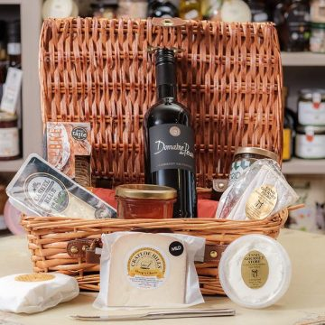 The Cheese Hamper